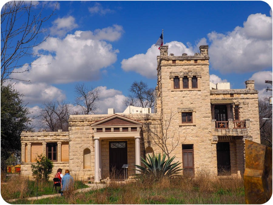 The Elisabet Ney Museum of Austin, TX