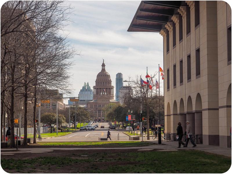 Blanton Museum, Austin, LBJ Presidential Library, and Skyspace