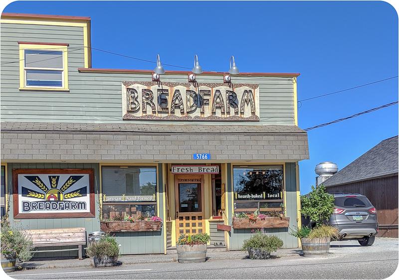 Breadfarm in Edison, WA