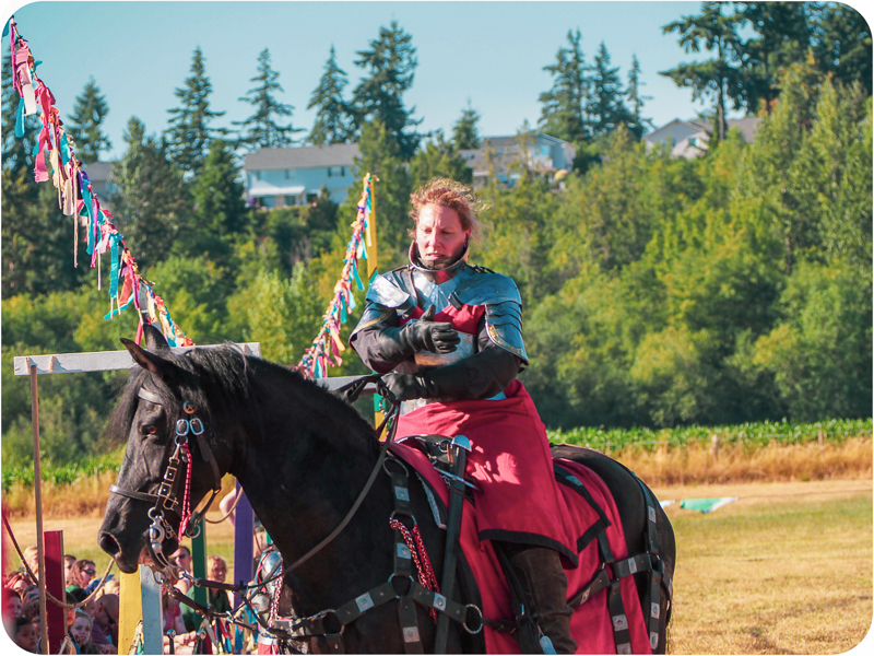 A closer look at 2018: ren faire, archery class, Director's Cut