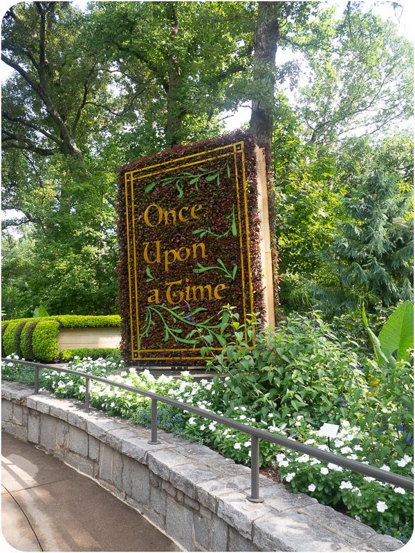Atlanta Botanical Garden: Imaginary Worlds