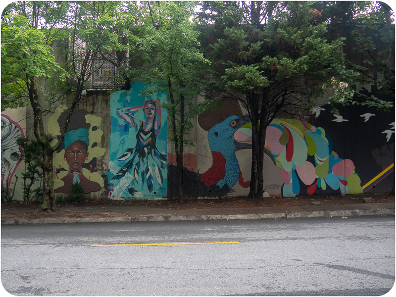 Photo post: Cabbagetown in Atlanta, GA
