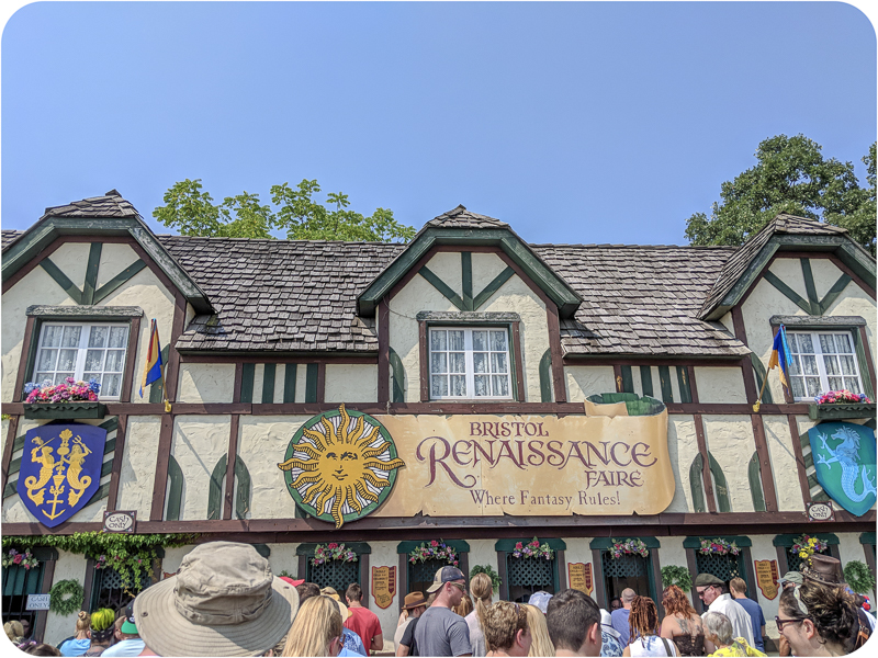 The Bristol Renaissance Faire in Kenosha, Wisconsin