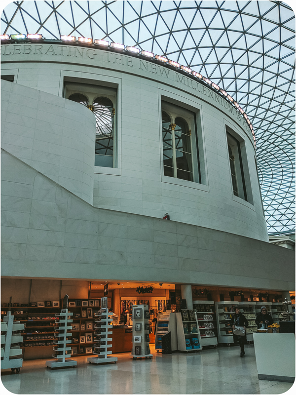 The British Museum part deux